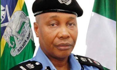 IGP suspends issuance of tinted glass permits, spy number plates