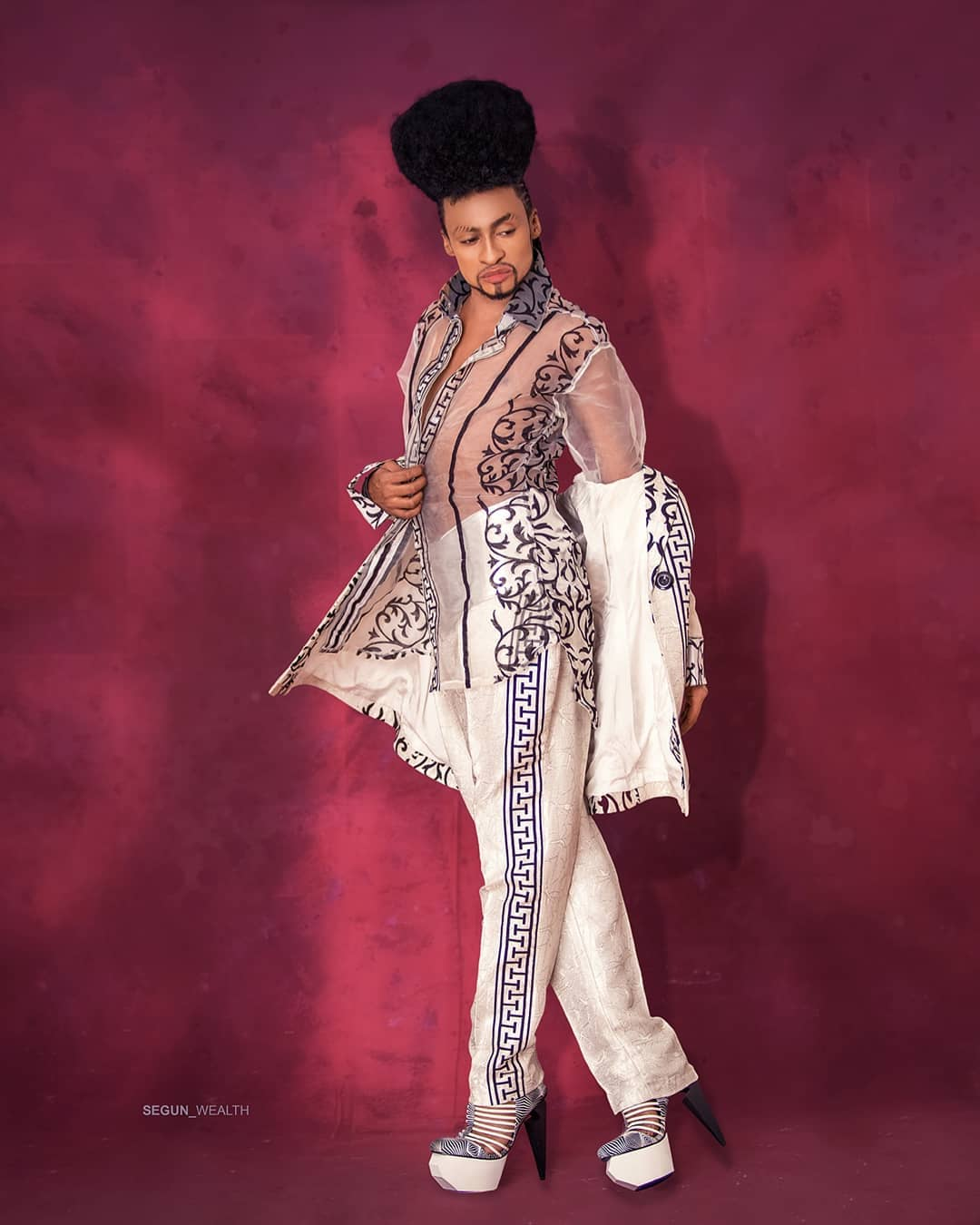 """Denrele: """"Dating A Man Was One Of The Biggest Mistakes Of My Life"""""""