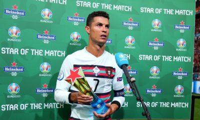 Ronaldo Breaks New Record In European Championship History