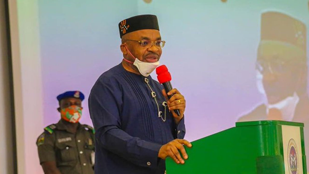 Insecurity at its peak because Christians failed to fill in the space - Gov Emmanuel