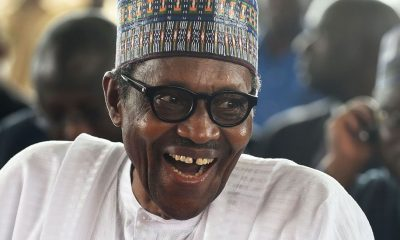 IPOB Is Like A Dot In A Circle, Has Nowhere To Go - Buhari
