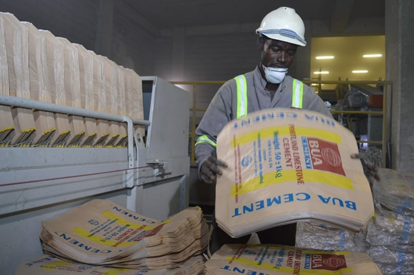 Cement price was not increased - BUA