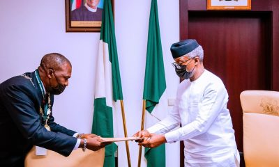 Technology and Digital firms to pay taxes from profit made - Osinbajo