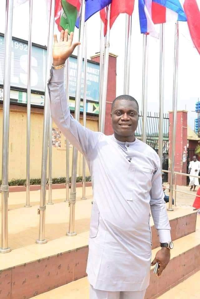 Traders jubilates as Mr. Jude Nwankwo re-elected President of Building Material International Market, Ogidi