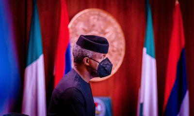Osinbajo: Nigeria Needs Leaders Who Will Unite Country