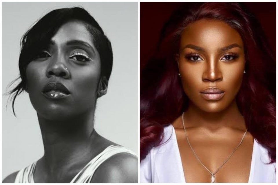 Sheyi Shay Reacts To Her Recent Fight With Tiwa Savage