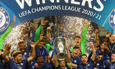 Official: 2021 UEFA Super Cup Final To Take Place In Belfast On August