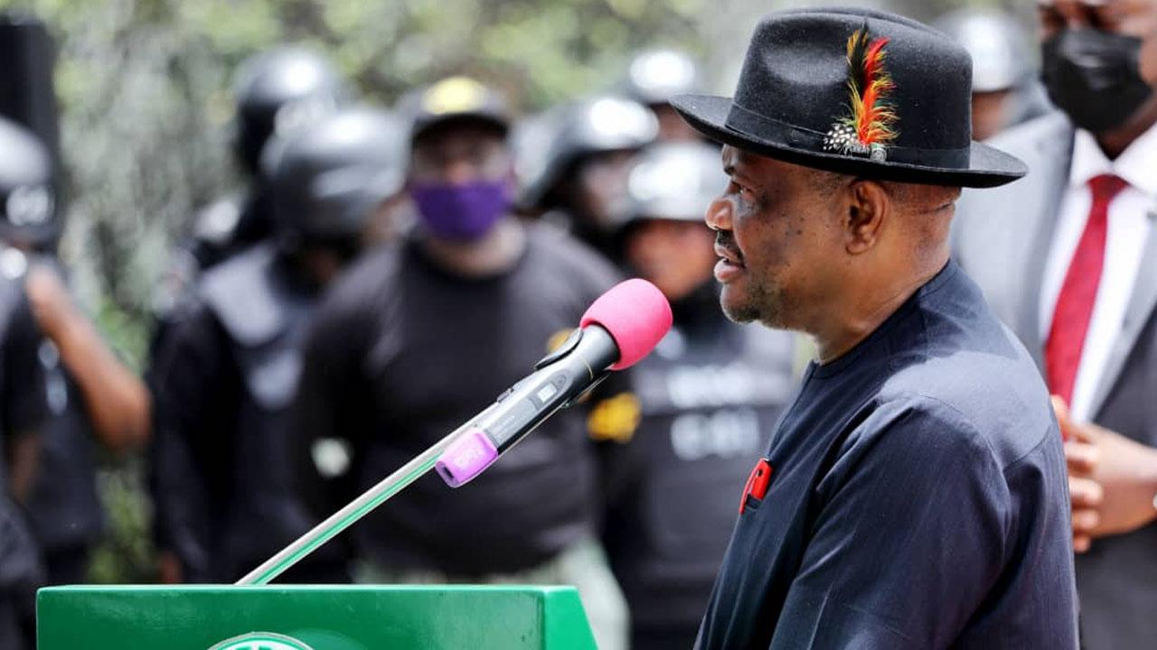 NUJ Says Wike Is Nigeria's pride of democracy