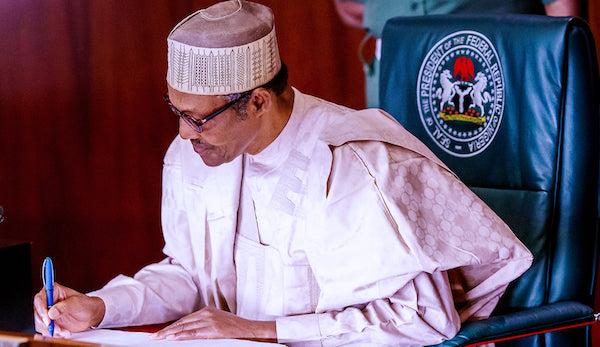 Buhari Appoints Ekpungu EFCC Secretary, Names Board Members