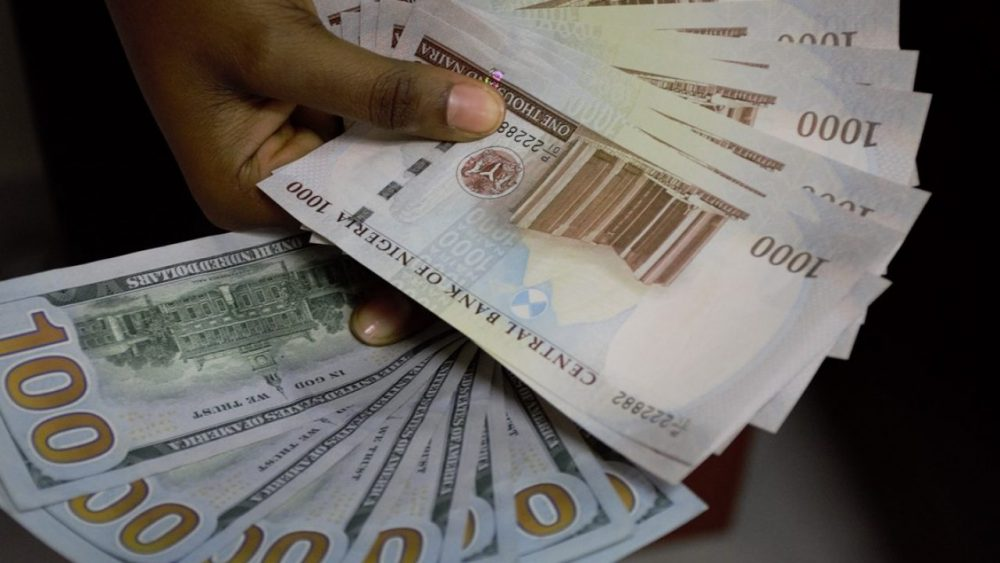 Naira Now Gaining Against The Dollar - See Why