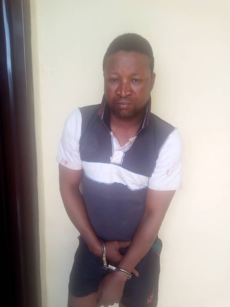 40-Year-Old Man Rapes 60-Year-Old Woman In Ogun