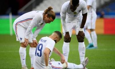 France Scared Of Loss To Germany As Benzema Went Off Injured