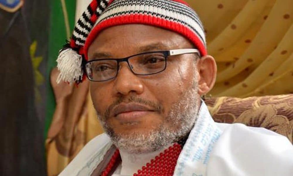 Nnamdi Kanu: Why I Jumped Bail, Escaped From Nigeria