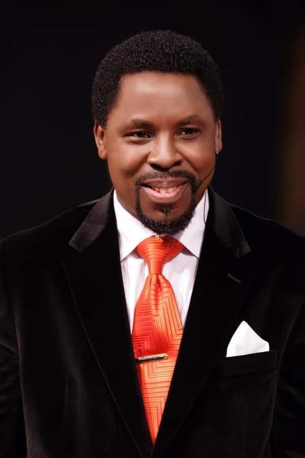 Goodluck Jonathan's Tribute To Prophet TB Joshua