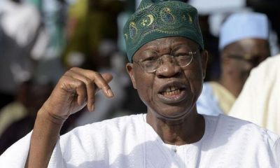 Twitter Ban: US, UK, EU, Others Are Hypocrites - Lai Mohammed