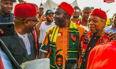 Anambra 2021: Soludo Riding On The Inevitable Will Of The People