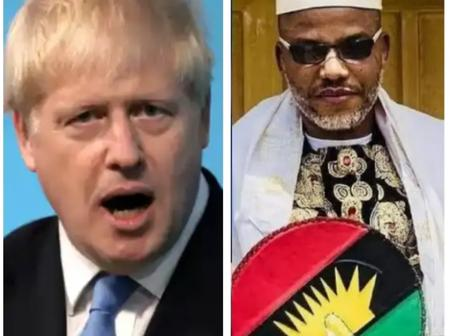 Nnamdi Kanu Arrest: British Authority To Discuss With Nigeria