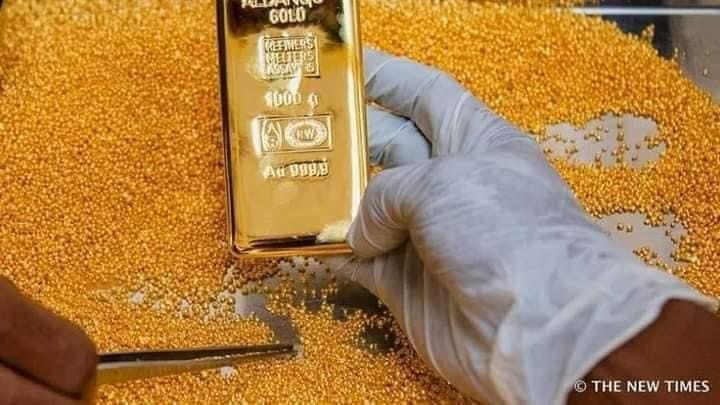 Rwanda Became The First To Build Gold Refinery In Africa