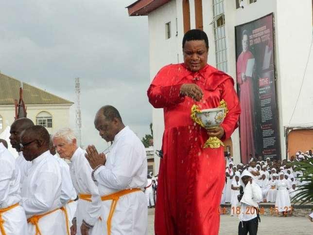 Nigeria Can Not Be Divided, Agitators Are Doomed - Spiritual Leader, Olumba Olumba Obu