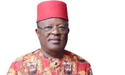 My People Say They Have No Land For Ranching – Umahi.