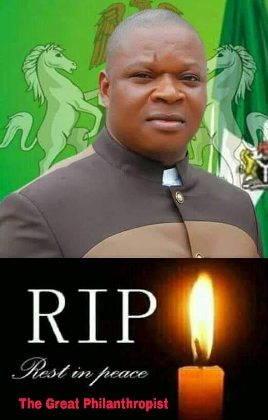 """Late Ebonyi Commissioner Allegedly Rises From The """"dead"""""""
