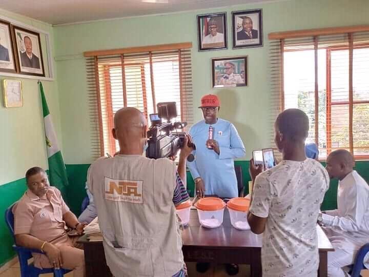 Nigerian legion Enugu State holds peacful election, elects new leadership