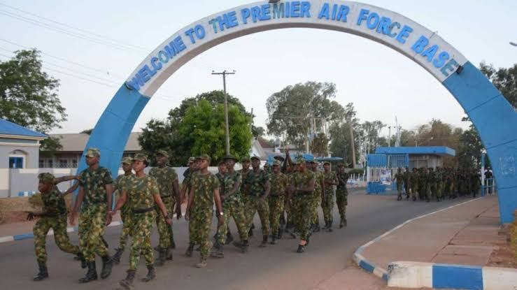 Boko Haram Attempts To Take Over Air Force Base In Kaduna