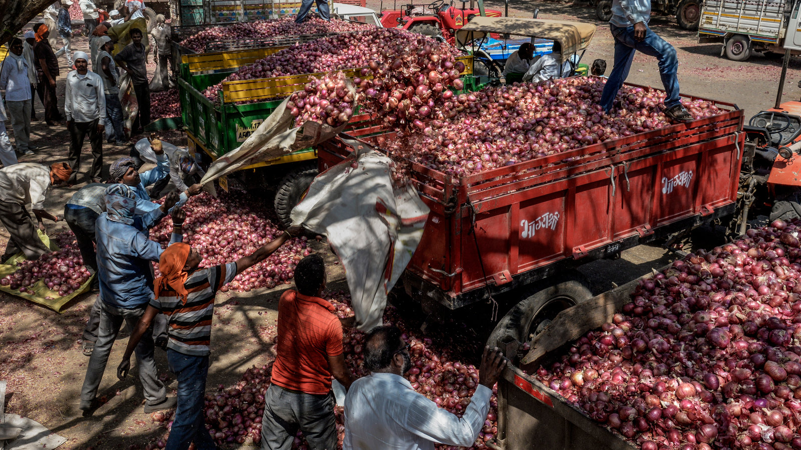 Onion Traders Threaten To Cut Supply To Southern Nigeria Monday