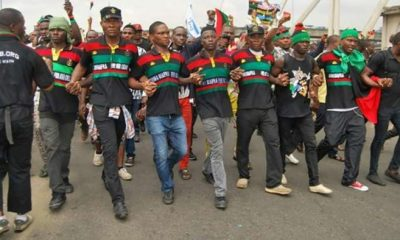 IPOB To Storm Court For Nnamdi Kanu's Next Appearance
