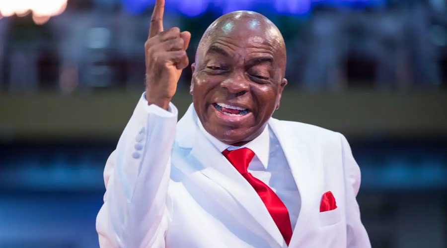 Youths future are stolen by free internet access - Bishop Oyedepo