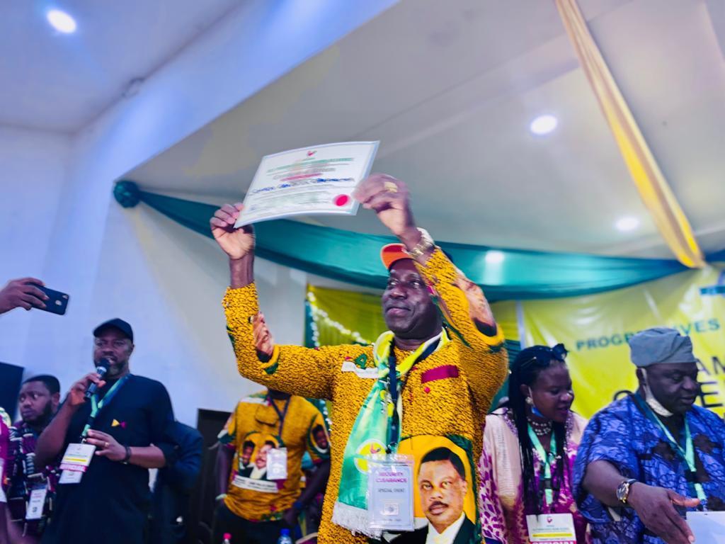 Anambra 2021: Soludo Wins APGA Primary Election