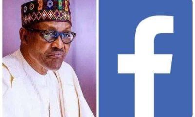 Facebook Deletes Buhari Controversial Civil War Statement.