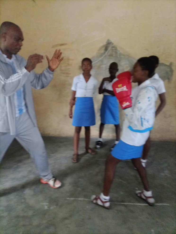 Grass root Boxing Talent Hunt: Ex Int'l Boxer Extends Training To Ukwa West, Abia State
