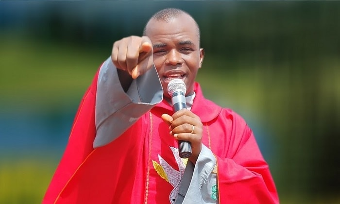 Fr Mbaka Continues Speaking Even After Ban, DSS Invites