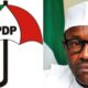 PDP reports Buhari to UN over terrorism, right violations, corruption in Nigeria