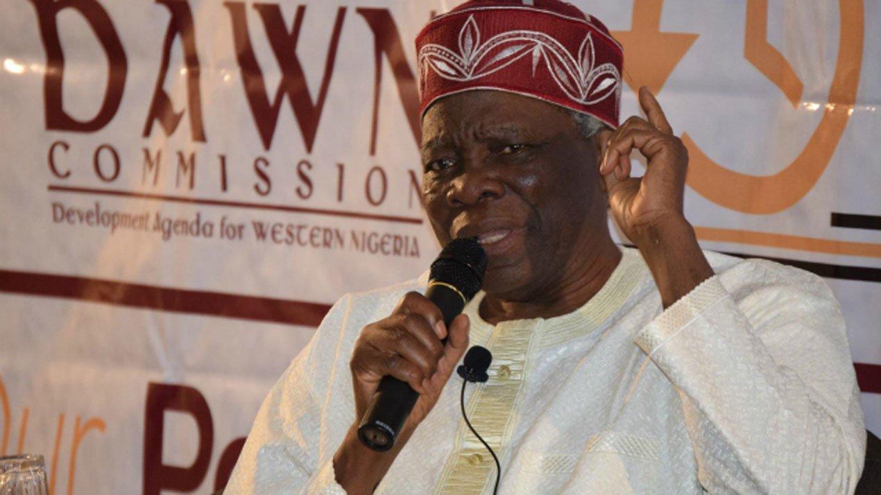Akintoye tells UN To Declare Miyetti Allah Terrorist Organisation