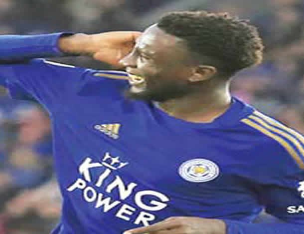 Ndidi, Iheanacho join Leicester today