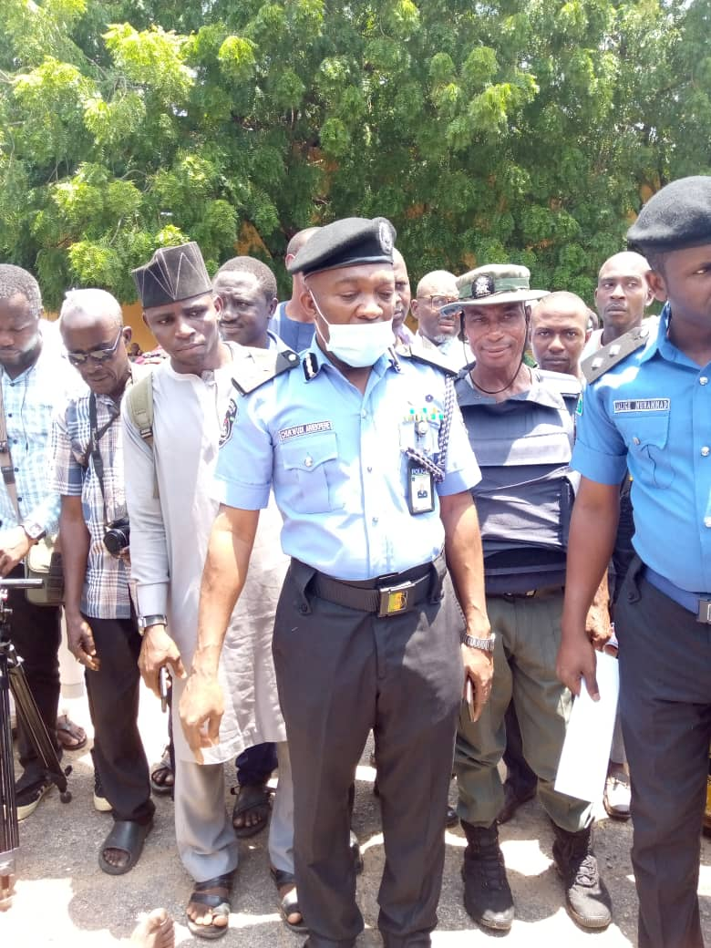 Police Nabs Killers Of Sen Na-Allah's Son, Ring Leader Of Bethel, Greenfield abduction