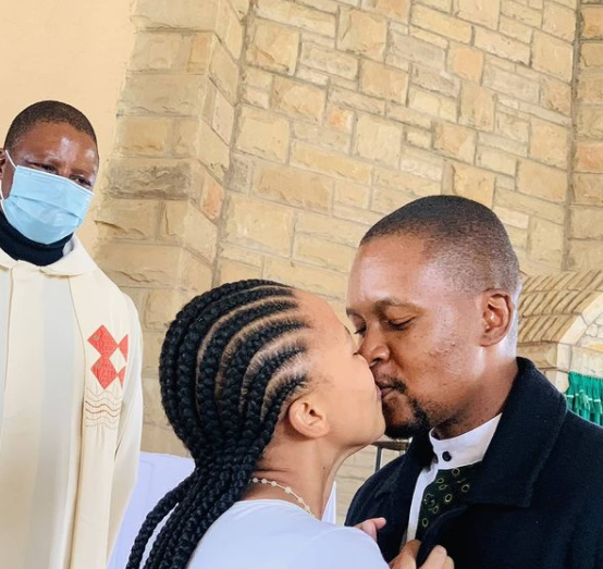 See A Private Wedding That Called Everyone's Attention