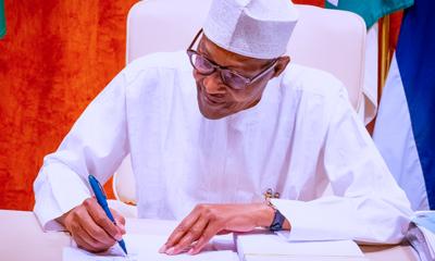 President Buhari Nominates Board Members For EFCC, Upstream Regulatory Commission, Others