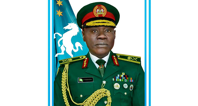 Chief Of Army Staff Assures NDA Support To Tackle Insecurity