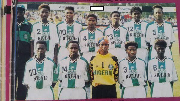 Aisha Buhari, Oshoala, 1999 Super Falcons Dazzle At NFF-Aiteo Football Awards