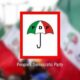 PDP Governors Vote To Zone Chairmanship To The North
