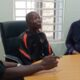 Enugu State Government Meets With The Blind Gold Medalist