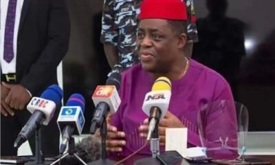 Defection: Ignore Fani-Kayode's Mischievous Claims On Ugwuanyi – Onoh