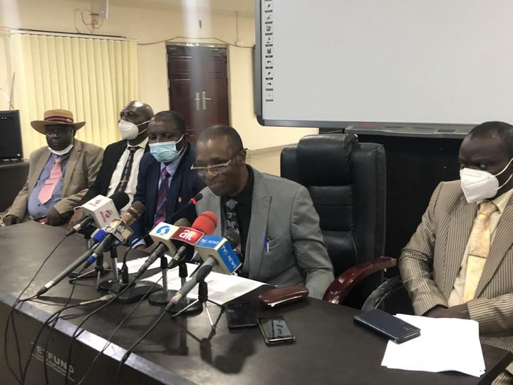 EKSU ASUU Chairman Invades Governing Council Meeting, VC Reacts