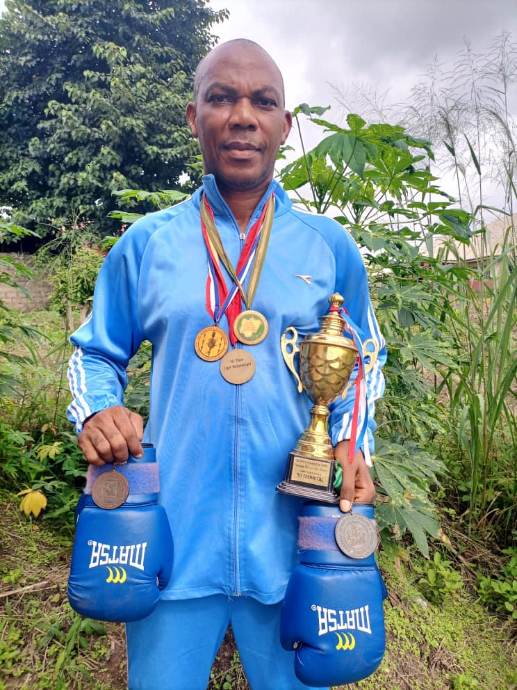 Ex international boxer Calls on FG to invite previous gold and silver medalists for preparation of the National sports festival