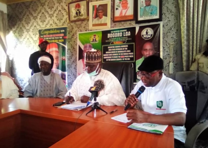 Bauchi NUJ Advocates for Funds Incentives to Performing Local Government Areas