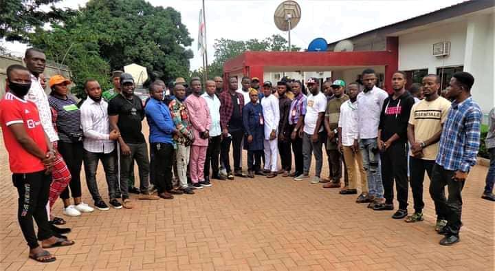 Igbo Youth Organizations Pledge Support To EFCC In Enugu