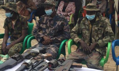 Three suspected kidnappers of Bethel Baptist School students arrested